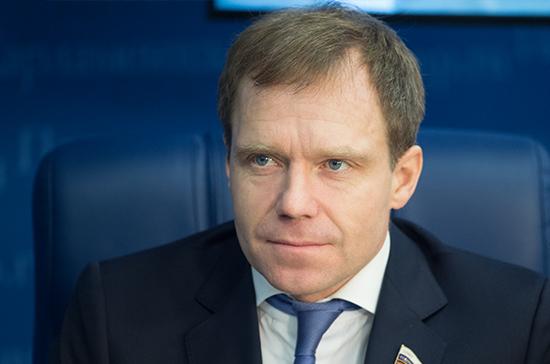 Кутепов: сенаторы следят за ситуацией с питанием школьников в регионах