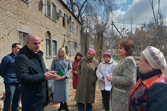 Цыбизова: в Волгоградской области из аварийного жилья переселят 10 тысяч человек