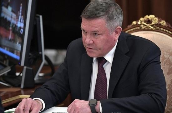 Путин заявил, что поддержит решение губернатора Вологодской области идти на новые выборы