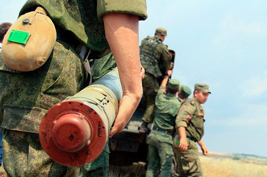 В России разработают «умный» артиллерийский снаряд