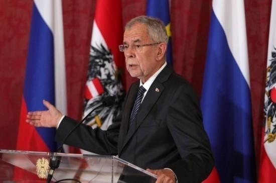 Президент Австрии провёл переговоры с Пашиняном в Вене