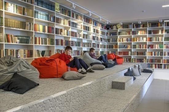 На создание муниципальных библиотек выделят 700 млн рублей