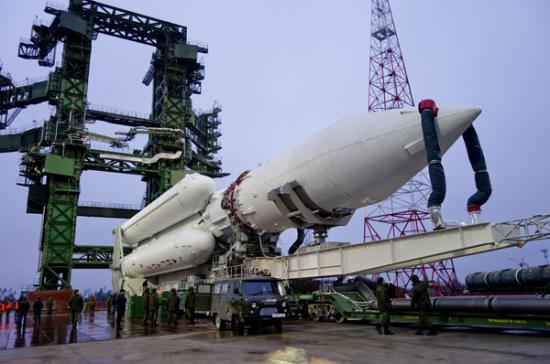 Рогозин сообщил об отказе от создания средней ракеты «Ангара-А3»