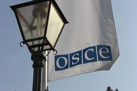 ОБСЕ: недопуск Киевом наблюдателей из России на выборы противоречит нормам организации
