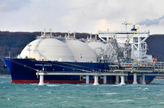 Эксперт рассказал об усилении позиций России на рынке сжиженного природного газа