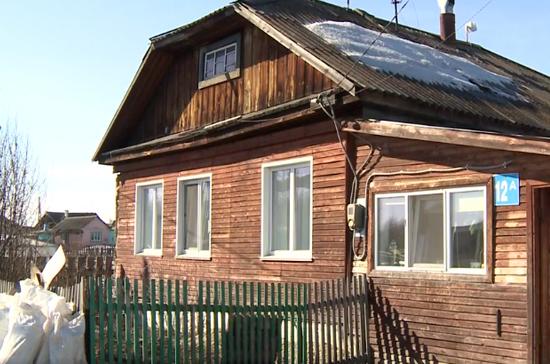 Жители Кемеровской области готовятся к весеннему половодью