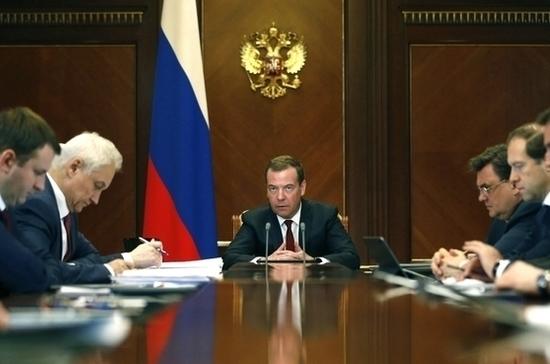Почти все регионы заключили соглашения по поддержке бизнеса в рамках нацпроекта, сообщил Медведев