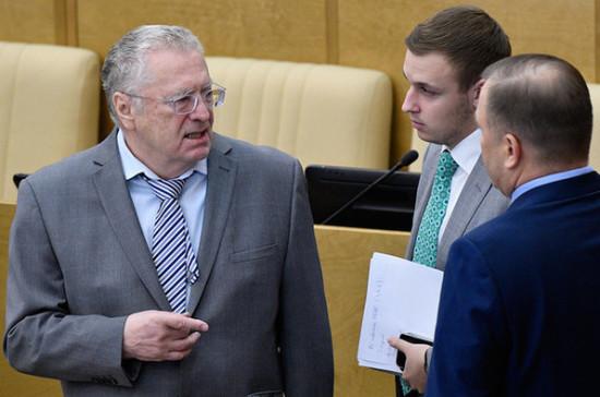 Руководство фракции ЛДПР встретится с премьер-министром