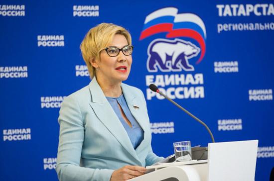 Павлова рассказала об инновациях в «социальных» нацпроектах