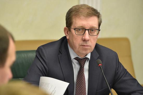 В Совфеде контролируют исполнение постановления палаты в сфере лесопользования, заявил Майоров