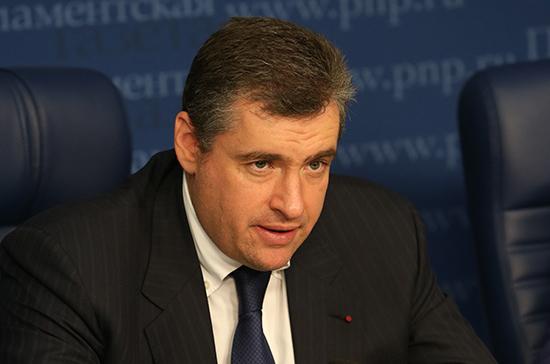 Слуцкий прокомментировал новый проект антироссийских санкций США