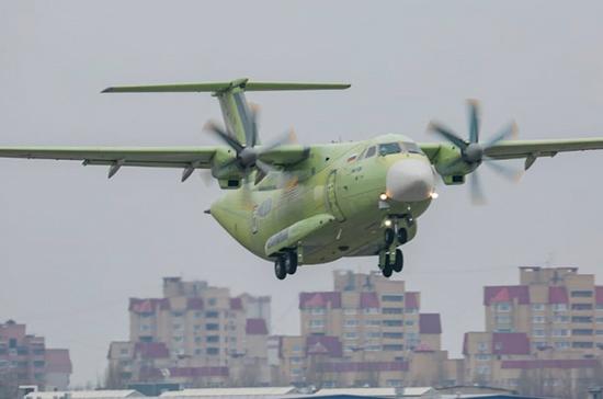 Эксперт рассказал о модернизации российских транспортных самолётов
