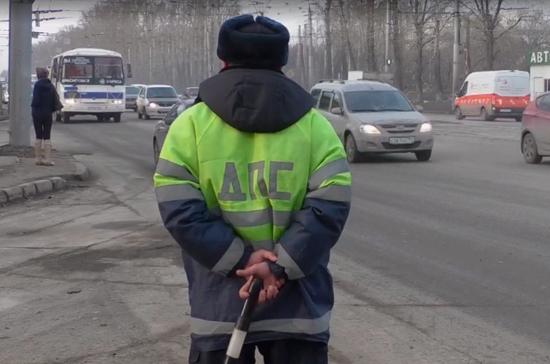 Автоинспекторы Новосибирска проводят рейд по пассажирским автобусам
