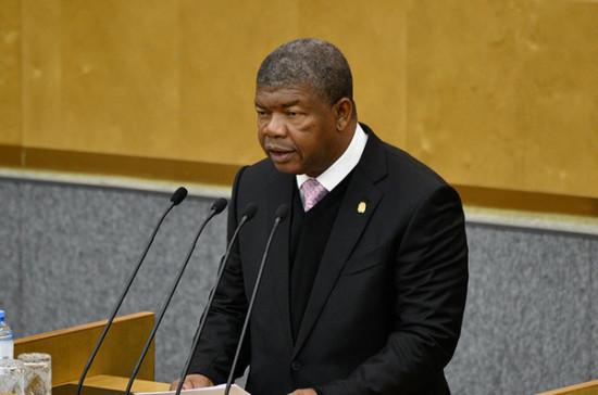 Президент Анголы назвал дружбу и солидарность основой отношений с Россией