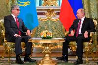 Россия и Казахстан договорились о газоснабжении Байконура