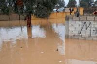 СМИ: на северо-востоке Сирии произошло наводнение