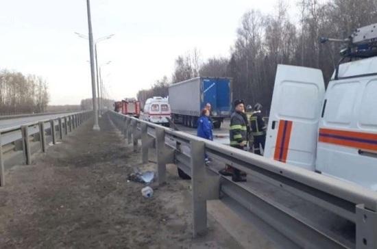 Ространснадзор проверит трассу Тула — Москва на нелегальных перевозчиков после ДТП