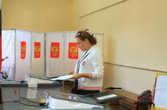 Процедуру закупок товаров при проведении региональных выборов предложили изменить