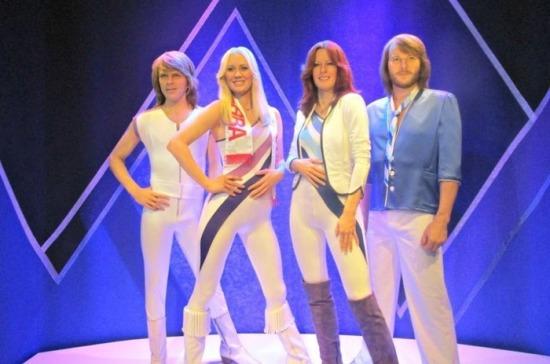 Группа ABBA представит осенью новые песни
