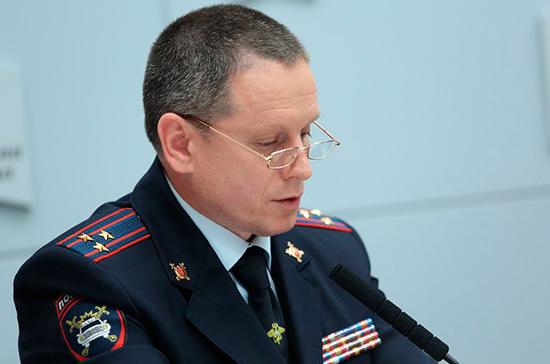 В столичной полиции подтвердили отставку главы ГИБДД по Москве
