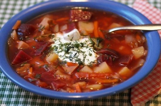Международный день супа отмечают 5 апреля