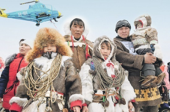 Нотариат для Арктики: только Интернетом можно долететь