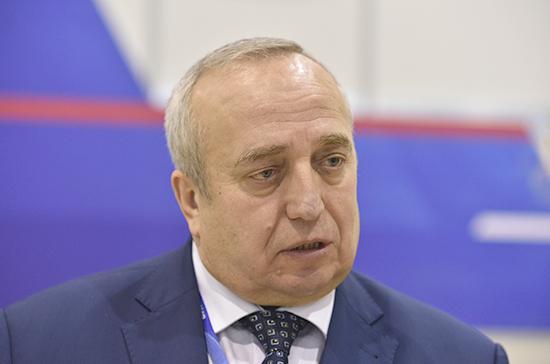 Клинцевич признался, что всегда равнялся на ушедшего из жизни Ковалёва
