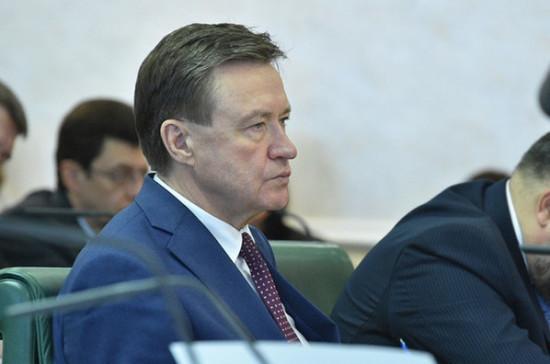 Рябухин: регионы должны избежать роста пени по государственным внебюджетным фондам