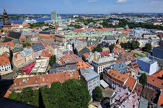 В Латвии предложили распустить Рижскую думу