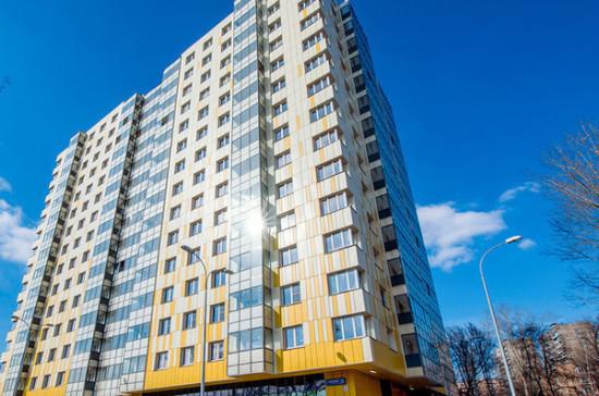 В Подмосковье почти 6 тысяч дольщиков получили ключи от квартир с начала года