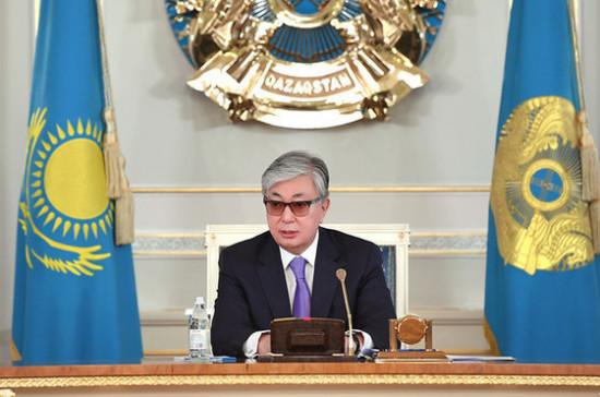 В Казахстане назначили досрочные выборы президента