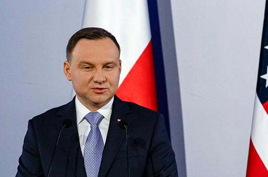 Президент Польши попросил учителей прекратить забастовку