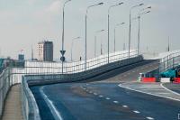 Скоростная трасса между Москвой и Петербургом откроется осенью