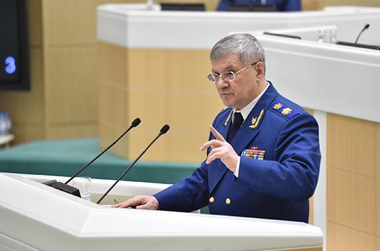Нарушения в учреждениях ФСИН зафиксированы в каждом втором регионе России, заявил Чайка