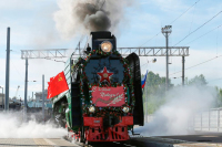 Крым «репетирует» 75-летие Великой Победы