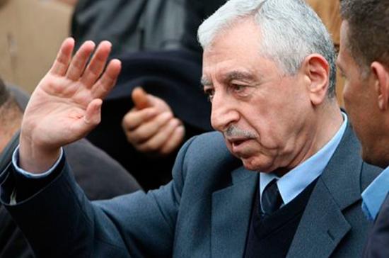 Глава Демократического фронта освобождения Палестины планирует встретиться с Лавровым 12 апреля
