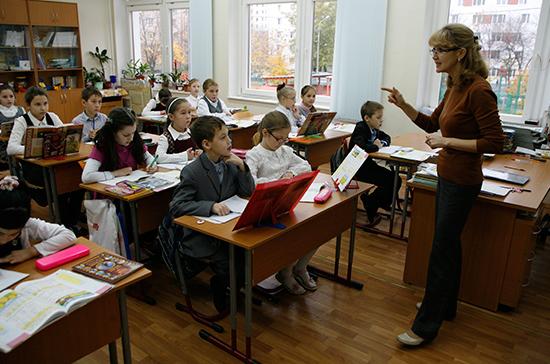 Минпросвещения предложило отстранить детей без прививок от посещения школ