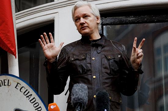 Основателя WikiLeaks Джулиана Ассанжа арестовали в Лондоне