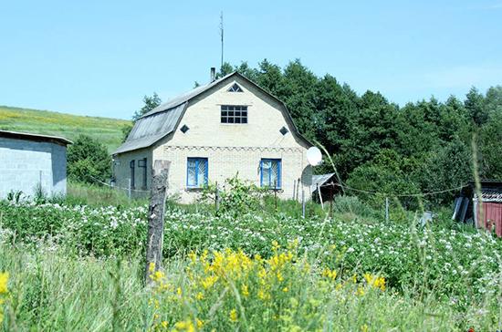 Понятие «дачный дом» исчезнет из законодательства