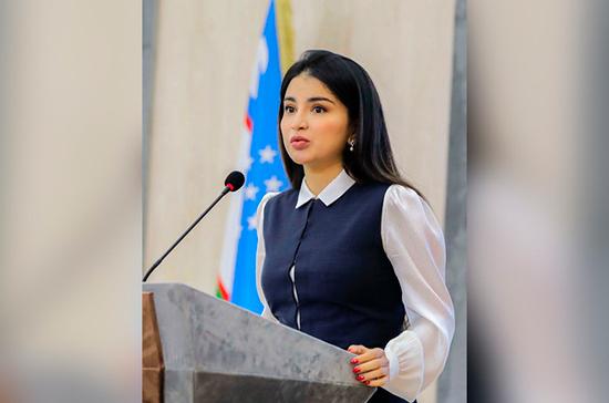 Дочь главы Узбекистана стала замдиректора Агентства информации и массовых коммуникаций