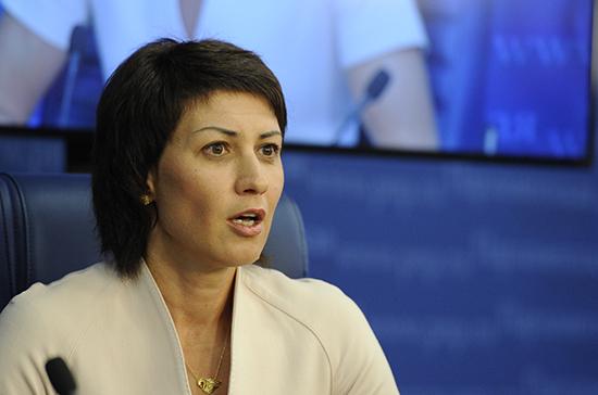 Сенатор Татьяна Лебедева прочитает «Тотальный диктант» в Волгограде