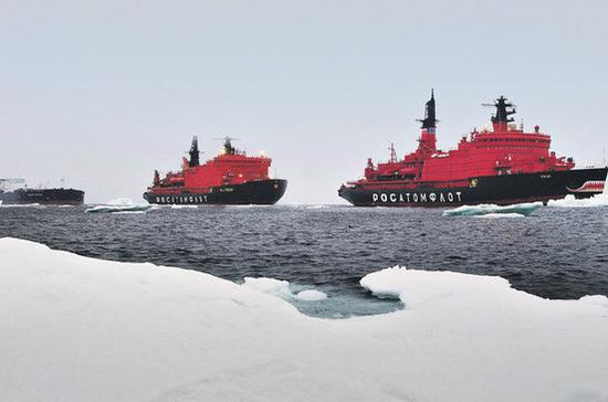 Объёмы перевозок по Севморпути превзойдут ожидания