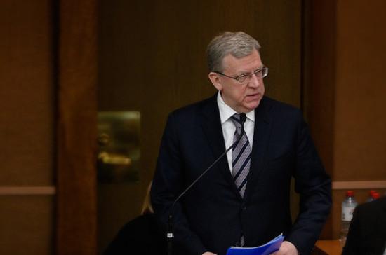 Кудрин прокомментировал возможные санкции США против российских банков