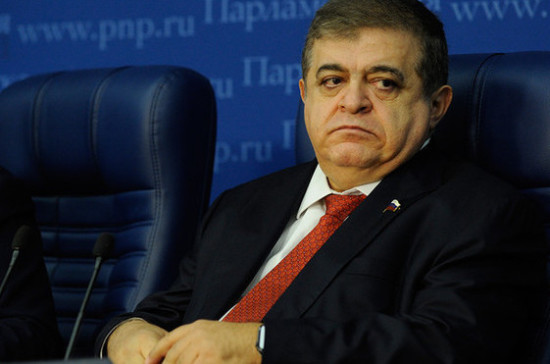 Джабаров высмеял угрозы Киева захватить суда, прокладывающие «Северный поток — 2»