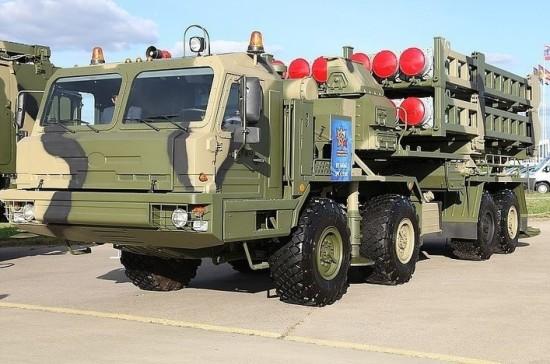 Эксперт назвал новую ЗРС «Витязь» перспективной для рынка оружия