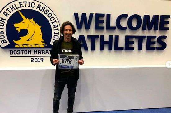 Футболист Алексей Смертин заявил об участии в Бостонском марафоне