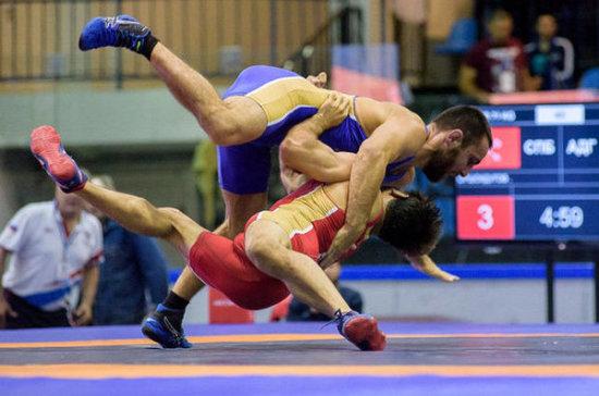 Борец Степан Марянян стал чемпионом Европы в весе до 63 кг
