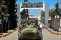 Депутаты Госдумы посетят российских военных в Сирии