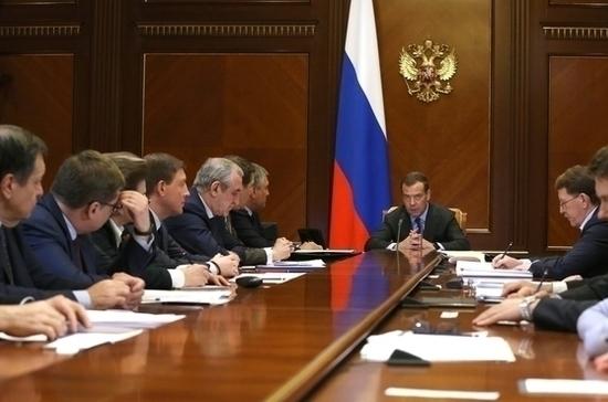 Госдума заслушает 11-й отчёт Правительства