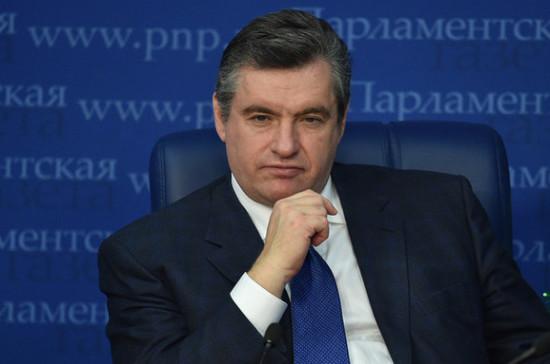 Слуцкий: Россия может предложить свою помощь в восстановлении Нотр-Дам